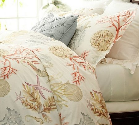 Beach Themed Bedding For Cold Winter Nights