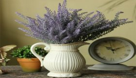 Freshen Up Your Home With Dried Lavender