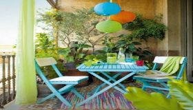 Balcony And Terrace Decorating Tips