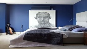 Choose Blue Color For Bedroom Design