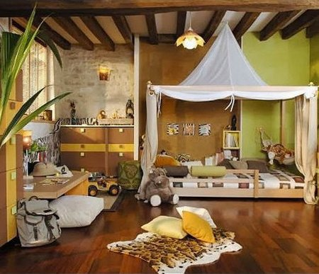 jungle-theme-room