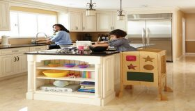 Kitchen Furniture For Families With Children