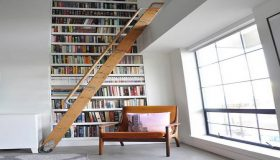 Modern Library Ladders