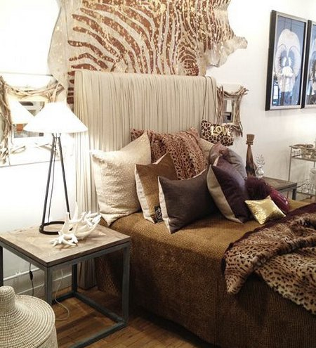 animal-print-bedroom