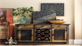 Wine Cabinets: Beautiful Addition To Any Interior