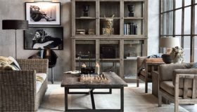 Artwood Furniture And Accessories For Fall/Winter 2015