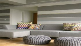 Using Stripes In The Interior Design