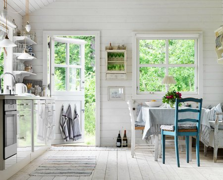 Swedish Summer House