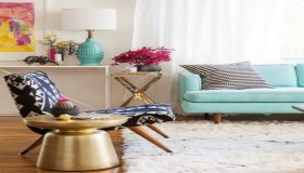 Redecorate Your Living Room In Few Simple Steps