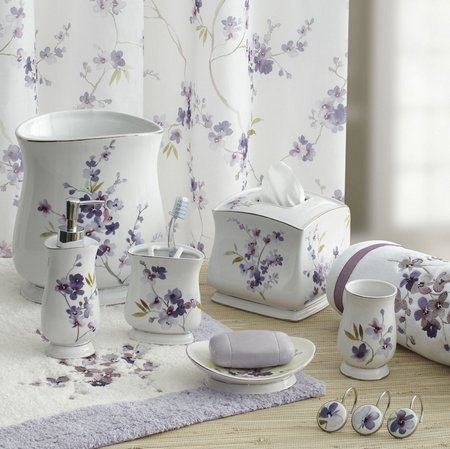 Lavender Bathroom3 Other Themed Bathroom Accessories