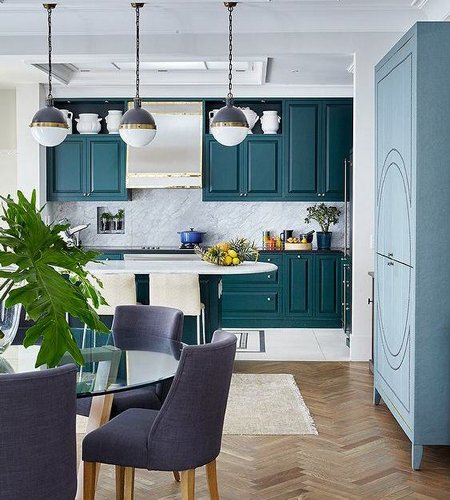 2016 Kitchen Color Trends: Big Kitchen Trends In 2016