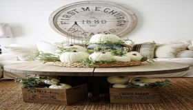Beautiful Fall Home Decorating Scheme