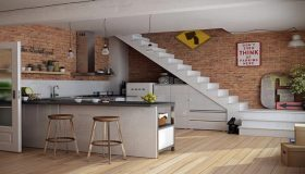 Bring The Art In Your Kitchen Design