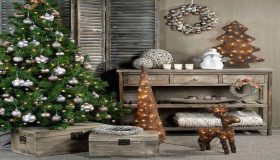 Christmas Home Decorating Ideas For An Unique & Festive Atmosphere