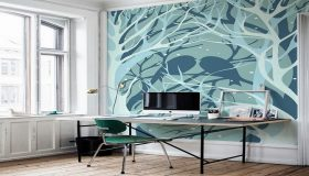 How And Where To Install Your Wall Mural?
