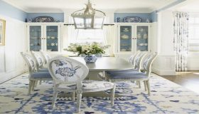 Romantic Style Dining Room Furniture