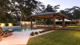 Gazebo Spa For Outdoor Comfort