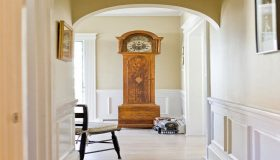 The Antique Longcase Clocks