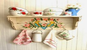 Vintage Enamelware In Your Home