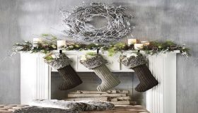 Christmas Home Decor Inspired By Nature
