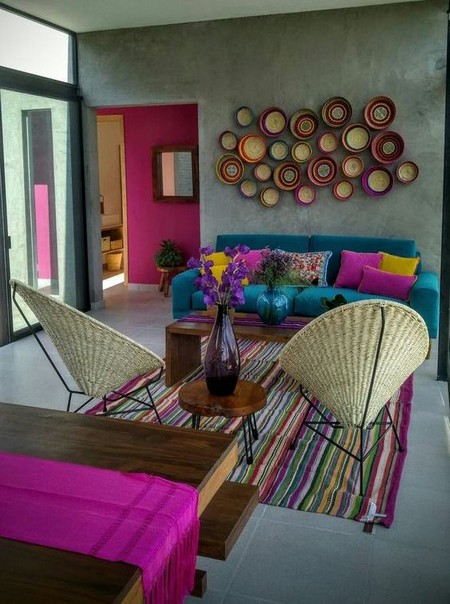 Accessories For The Mexican Home Style Www Nicespace Me