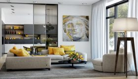 The Effect of Yellow in Our Home Decor