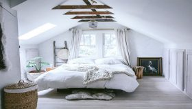 How To Decorate A Small Attic Bedroom