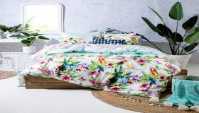 Tropical Prints For Your Bedroom