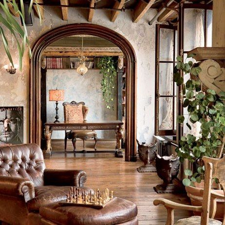 Decorate Your Home In Tuscan Style - www.nicespace.me