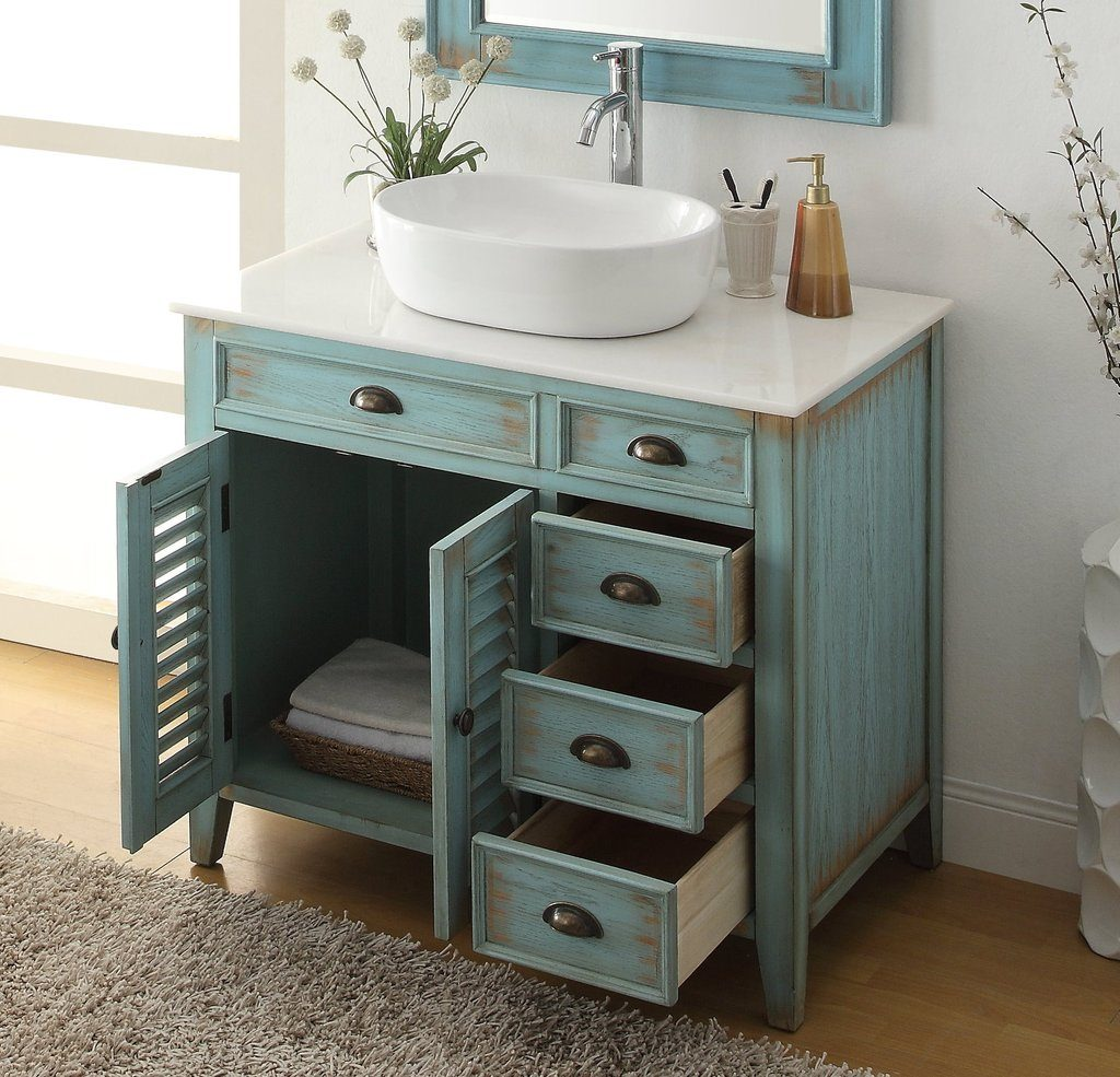 Touch Of Elegance With New Bathroom Vanities