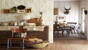 Fall Decor Trend 2018: Woodland Home Style
