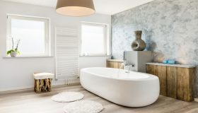 The Newest Bathroom Trend Ideas