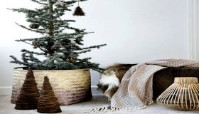 Nature-Inspired Christmas Decorating Ideas