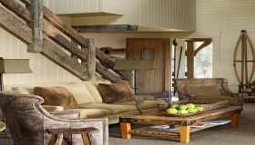 Rustic Decor Brings The Nature In Your Home