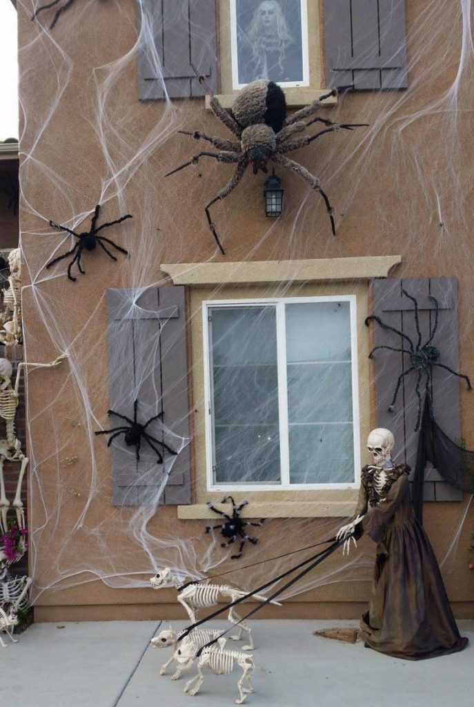 Halloween Windows Decorations Www Nicespace Me